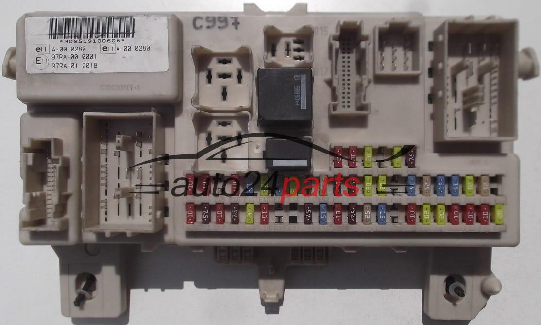 Fuse Box Modul Ford Focus 4m5t