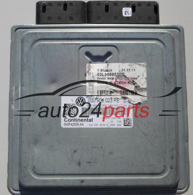 VW Caddy MK3 1.6 2.0 SDI Echappement Connecteur Pince-Sur menuisier 2004 /> 2015 EXP3