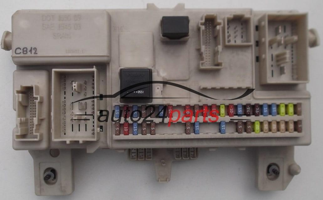 Fuse Box Modul Cem Volvo S40 V50 C30 C70 30728906 Auto24parts