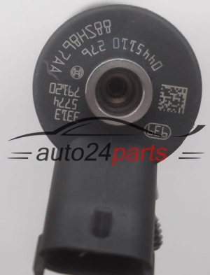 FUEL INJECTOR DIESEL COMMON RAIL  1.9 CDTI Z19T Z19DTL  BOSCH 0445110276 OPEL ASTRA VECTRA SIGNUM ZAFIRA  93190429, 55200259, 55221017, 5821522 - USED