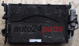 COLLER, COOLER AIR CONDITIONING OPEL CORSA C 1.0