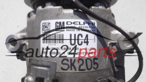 COMPRESSOR AIR CONDITIONING CON AIR CONDITIONING PUMP OPEL ASTRA MERIVA A14XER DELPHI 13335253 UC4