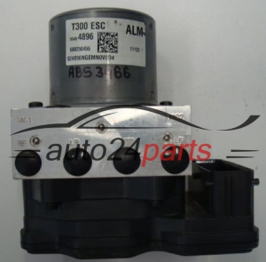 ABS POMPA I STEROWNIK CHEVROLET AVEO 95484896, 688250455, 5WY7D52D - 3466
