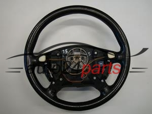 STEERING WHEEL LEATHER MULTIFUNKTION OPEL VECTRA B 1999-2002