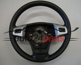 STEERING WHEEL PLASTIC MULTIFUNKTION OPEL CORSA 2006