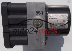POMPE HYDRAULIQUE ET CALCULATEUR d'ABS VOLVO V50 S40 FoMoCo 4N51-2C405-AD, 4N512C405AD, ATE 10.0206-0122.4, 10020601224, 30647857 A, 30647857A, 10.0960-0412.3, 10096004123
