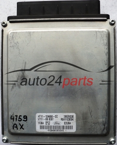 CALCULATEUR MOTEUR FORD CONNECT 1.8 TDCI 4T1112A650CC, 4T11-12A650-CC FCBA, 28029330, R0411C005K