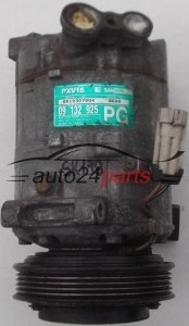 COMPRESSOR AIR CONDITIONING CON AIR CONDITIONING PUMP OPEL ASTRA G ZAFIRA 2.2 SANDEN PXV16, GM 09 132 925 PG, 09132925 PG, 8600