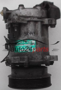 COMPRESSOR AIR CONDITIONING CON AIR CONDITIONING PUMP MITSUBISHI VOLVO RENAULT SANDEN SD7H15