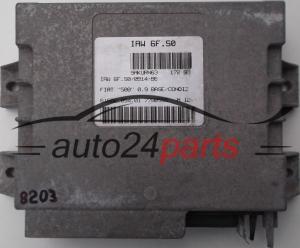 Fiat Seicento 1.1 Motorsteuergerät Steuergerät Motor IAW16FME6  46549737