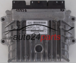 CALCULATEUR MOTEUR  CITROEN PEUGEOT 2.0 HDI R0413C010C, HW 9663548180, 28147604
