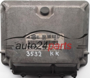 VW Bora V5 Engine Control Unit ECU 071906018R