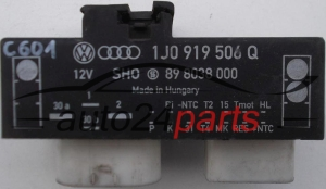 CALCULATEUR VENTILATEURS VW VOLKSWAGEN BORA, GOLF IV, AUDI A3, 1J0 919 506 Q, 1J0919605Q, 89 8038 000, 898038000