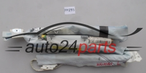 AIRBAG CURTAIN AIR BAG SIDE LEFT OR RIGHT OPEL ASTRA H 13 231 629, 13231629, LH
