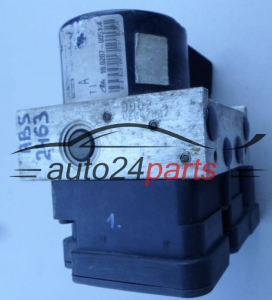 ABS POMPA I STEROWNIK FORD FUSION FoMoCo 4S61-2M110-CC, 4S612M110CC, D461 437A0-A, ATE 10.0207-0051.4, 10020700514, 10.0970-0132.3, 10097001323 - 2463, 3285