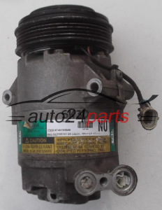 COMPRESSOR AIR CONDITIONING CON AIR CONDITIONING PUMP OPEL ASTRA CORSA 1.2 09132918 NU, DELPHI 2918