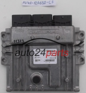 CALCULATEUR MOTEUR  FORD KUGA AV41-12A650-CF, AV4112A650CF, 28278459  (1) (1) (1)