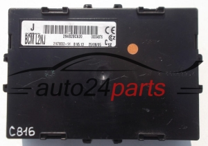 CENTRALKA MODUL STEROWNIK NISSAN MICRA 284B2BC620, BCM L2NJ, BCML2NJ, 21678053-1H, 216780531H - C816