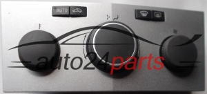 HEATING AND AIR CONDITIONING CONTROL PANEL SWITCH CLIMATRONIC OPEL ASTRA ZAFIRA 13122962 EL2 90151-247/003