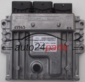 CALCULATEUR MOTEUR  FORD S-MAX 2.0 TDCI 28362908, BG91-12A650-FFD, BG9112A650FFD