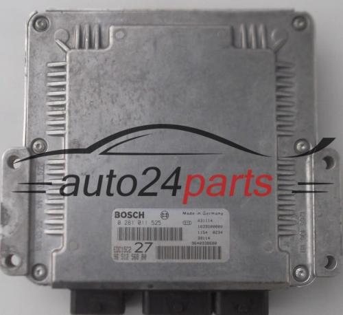 Bosch 0281001396 → moteur taxe périphérique on 51.11615.-7052