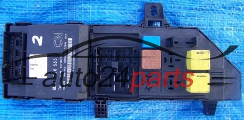 Caja Electrica De Fusibles Y Reles Opel Vectra Signum 09226555 Cn