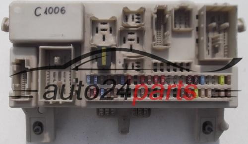 fuse box modul volvo s40 8690719, 519096119 auto24parts  auto24parts.com